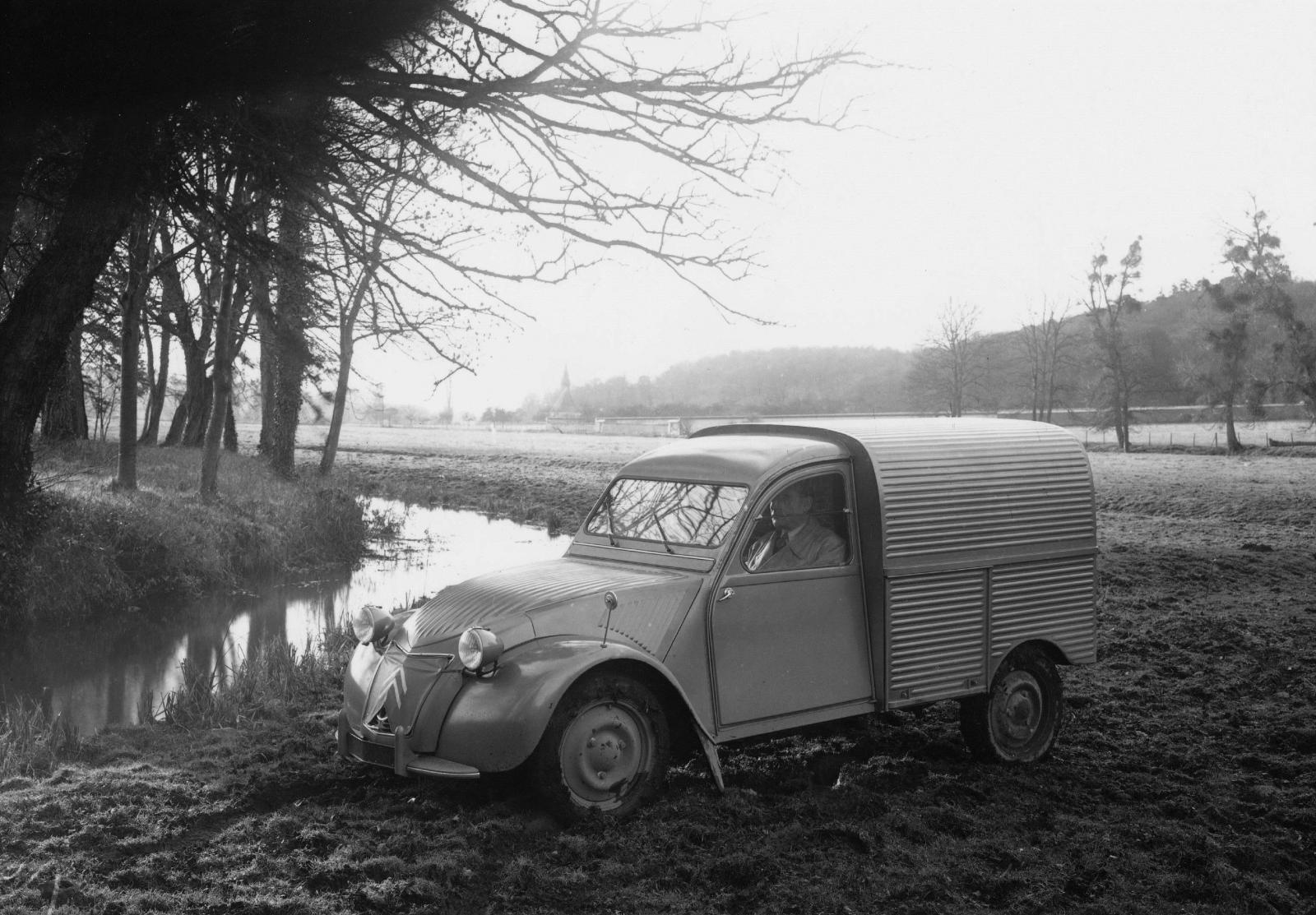 2CV AU 1952