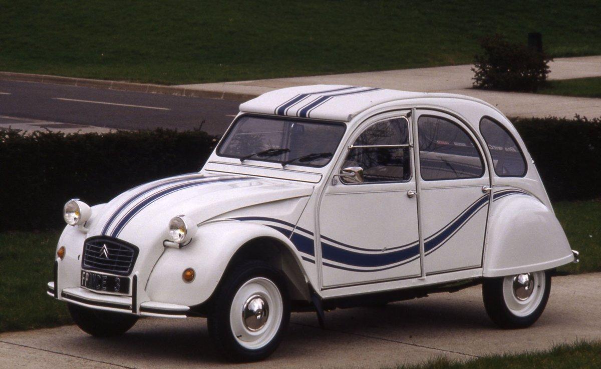 2CV6 France 3 1983