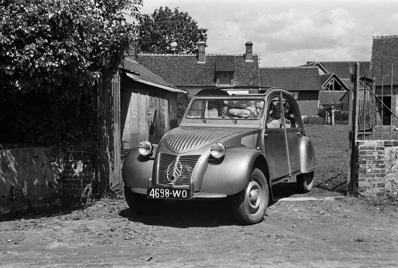 2CV 1948 3/4 AV