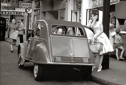 2CV AZLP 1958
