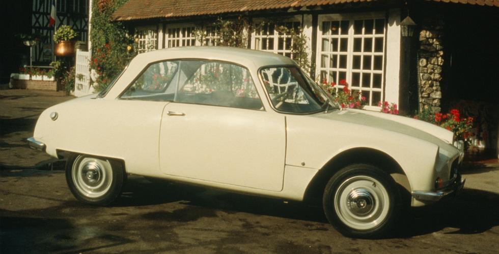 Bijou 1959 modèle du UK