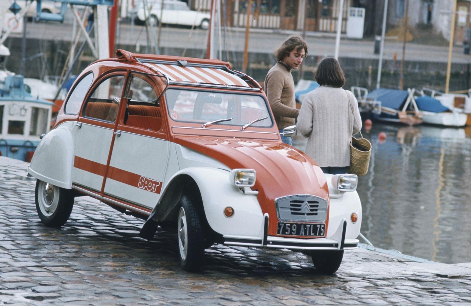 2CV Spot 1976
