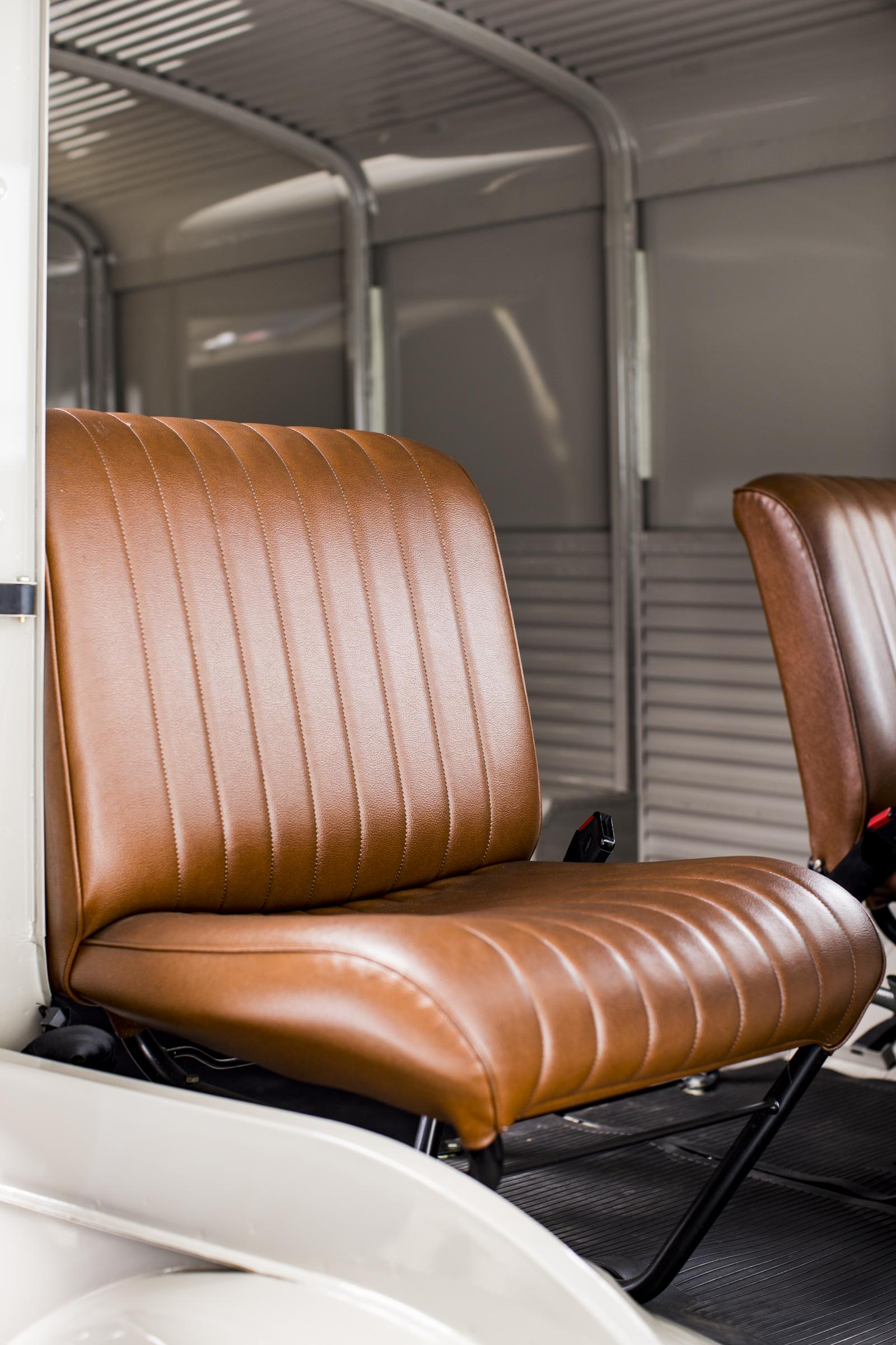Type H sièges