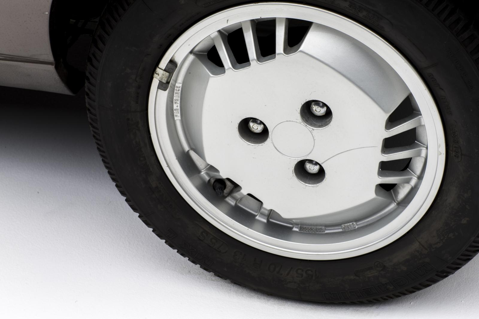 AX détail roue
