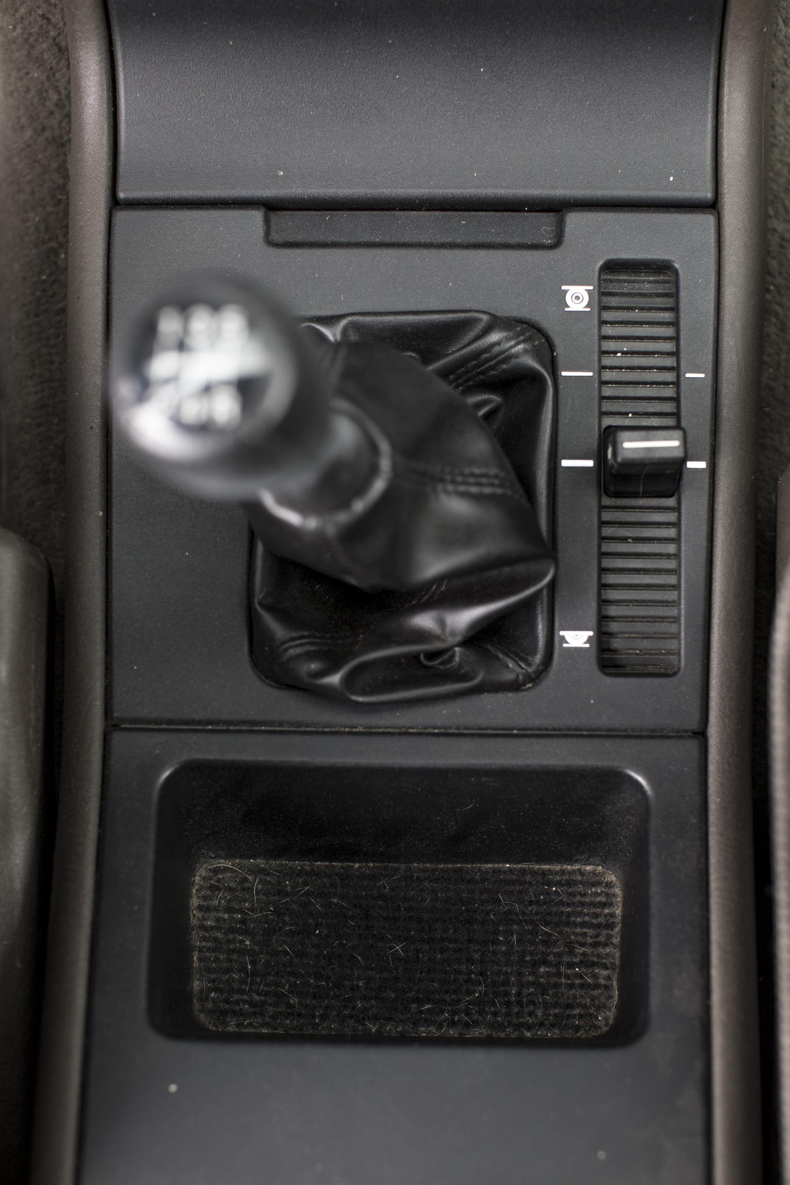 XM levier de vitesse