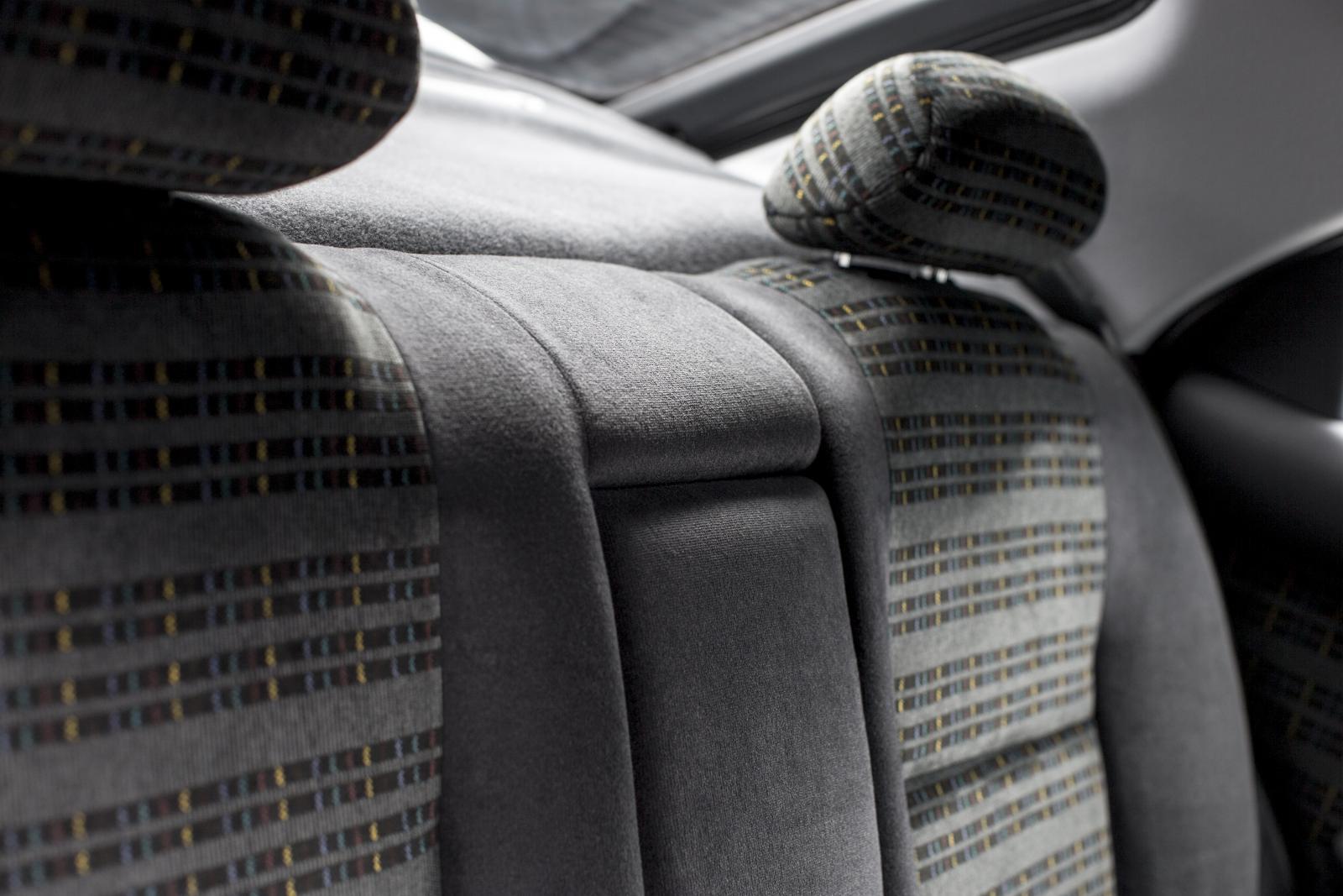 Xantia sièges arrière