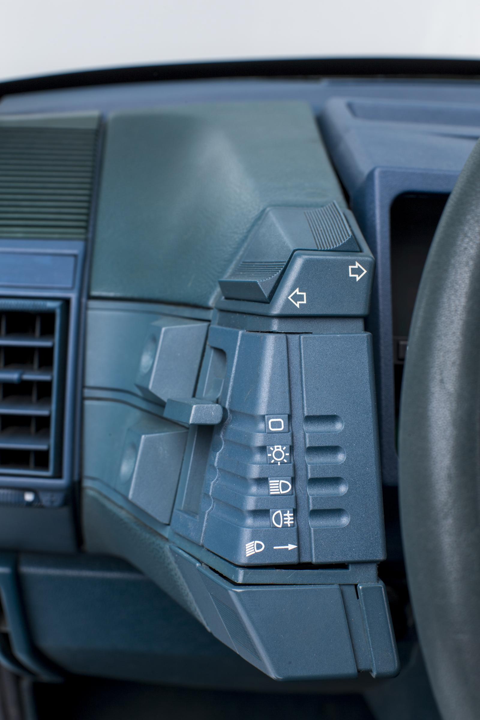 BX console de contrôle