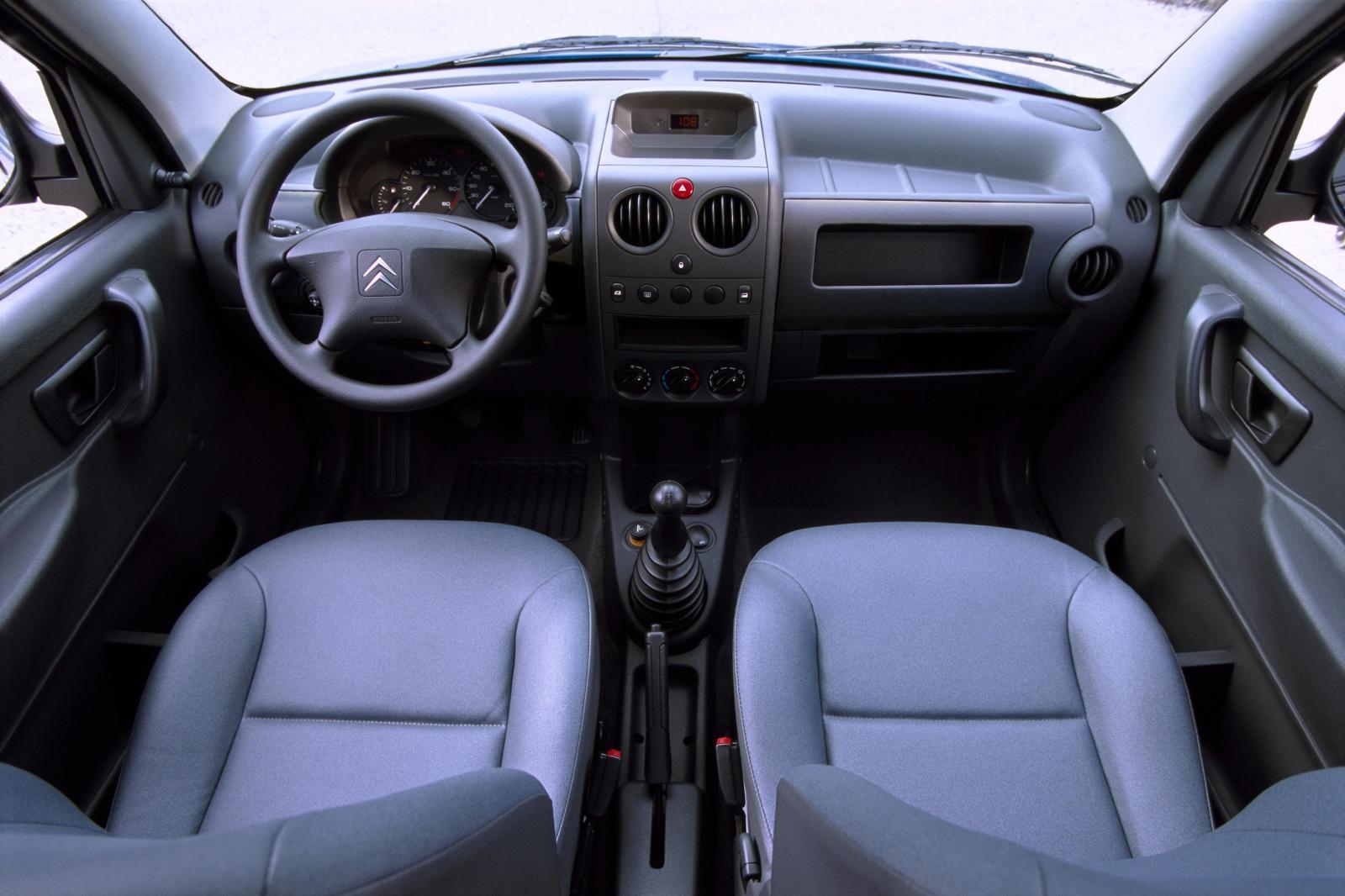 Berlingo 2002 intérieur