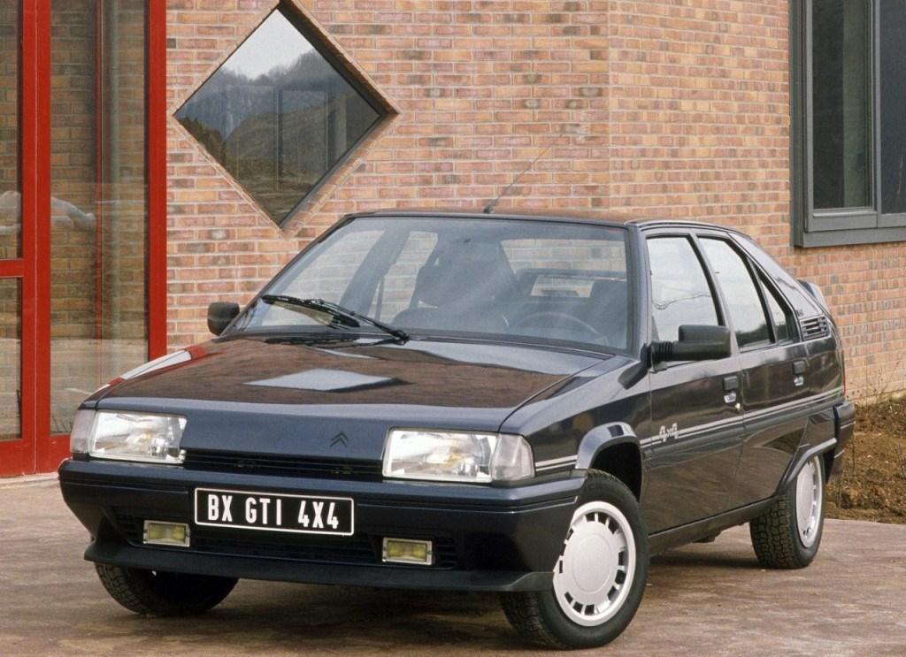BX 19 GTI 4x4 1991