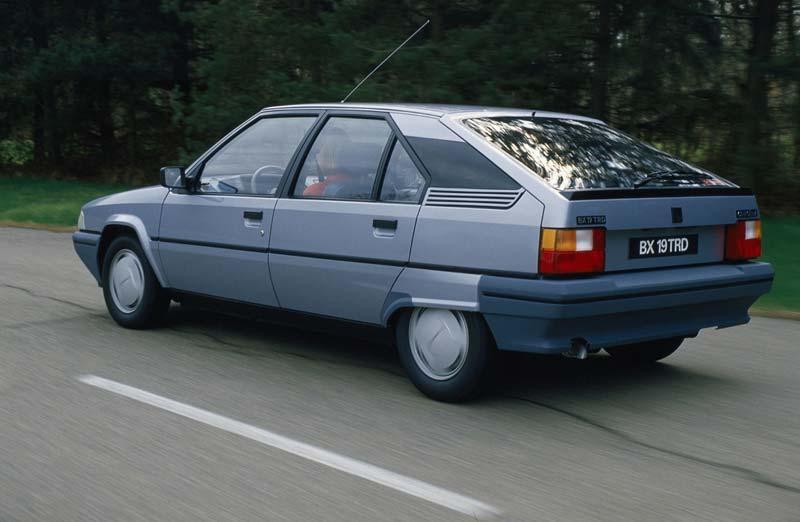 BX 19 TRD 1986