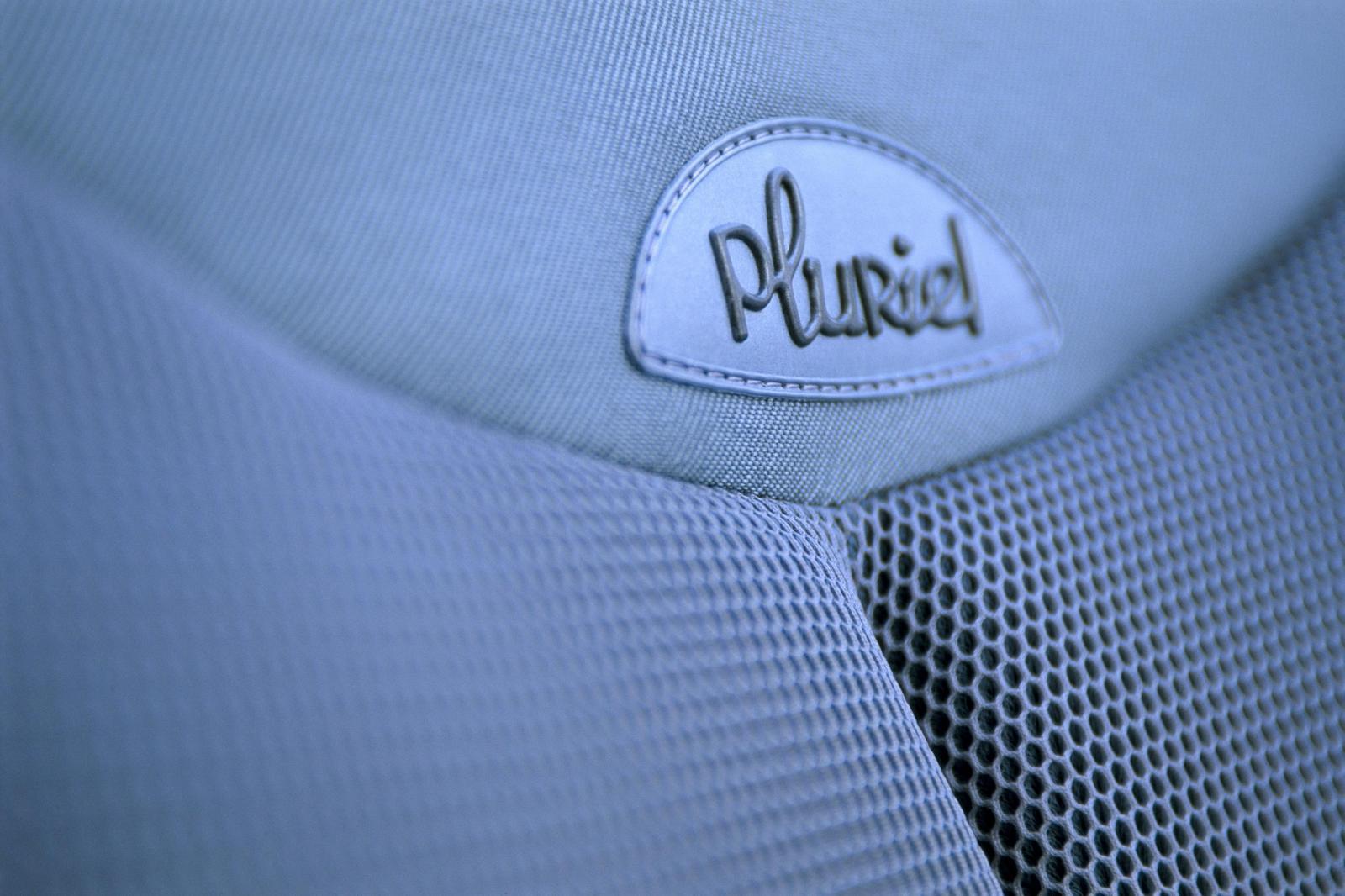 C3 Pluriel 2002 logo de siège