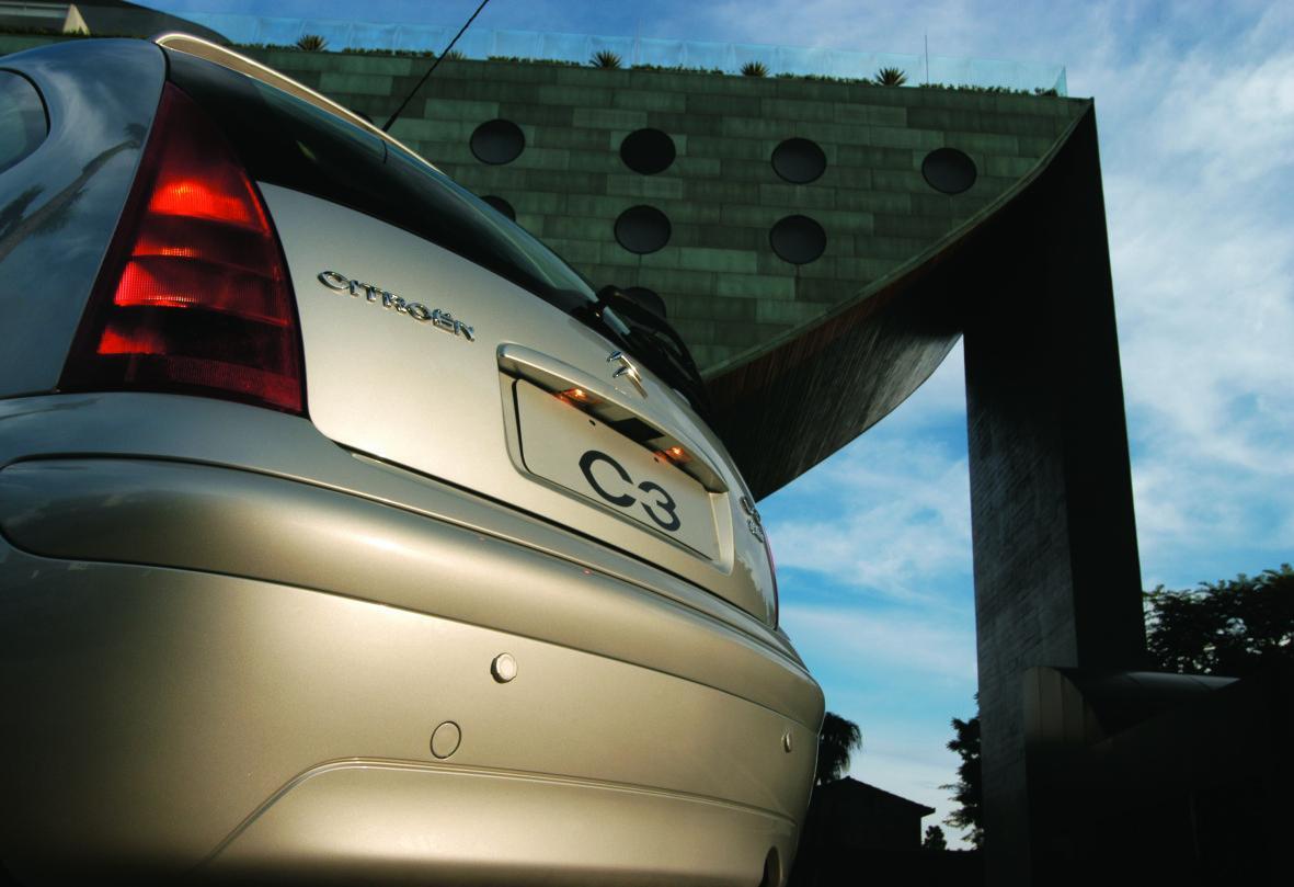 C3 premier modèle 2003 Amérique Latine