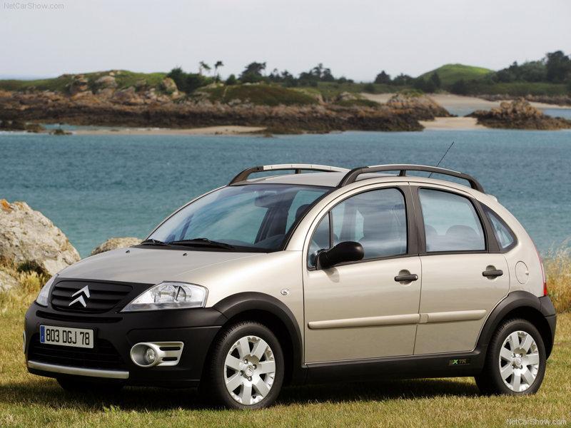 C3 XTR 2005 3/4 AV