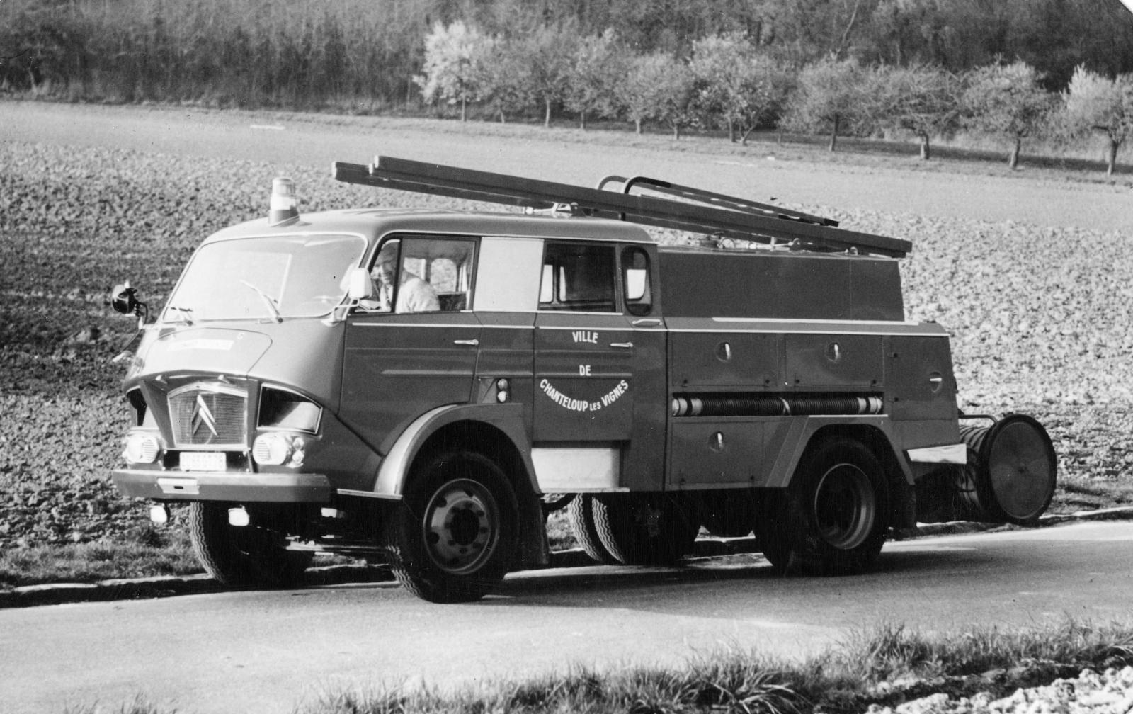 Грузовик типа 350. 1967 г.