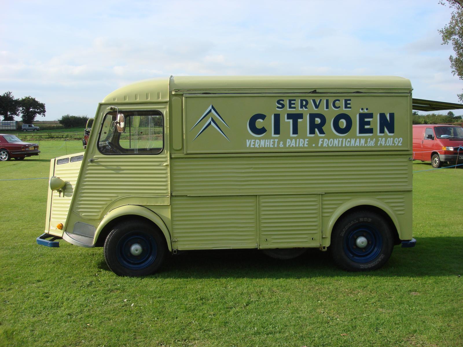 Type H service Citroën