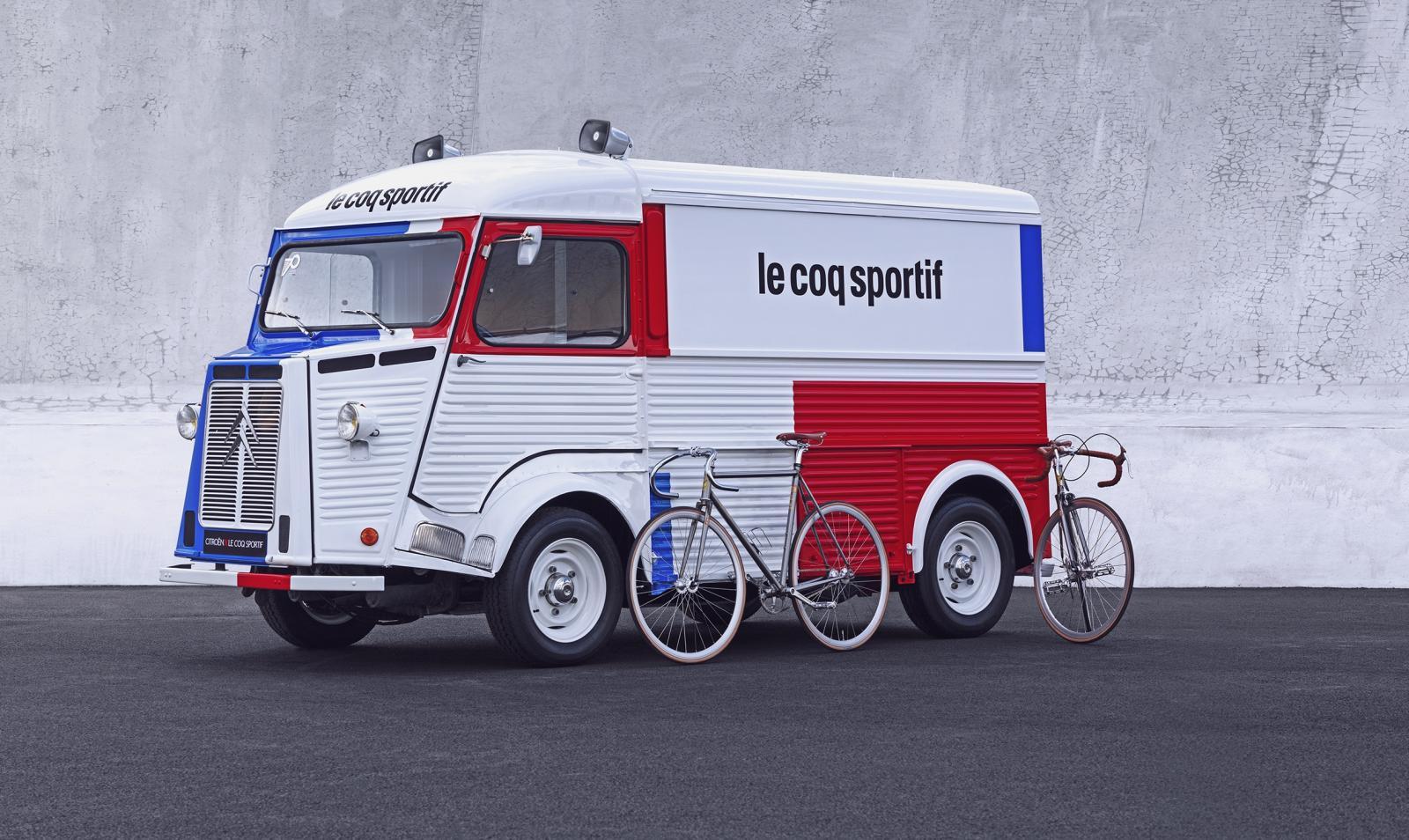 Type H – Le Coq Sportif