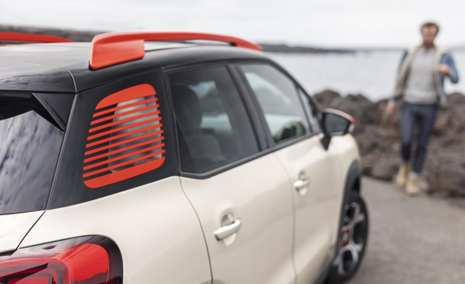 SUV Compact C3 Aircross - lifestyle