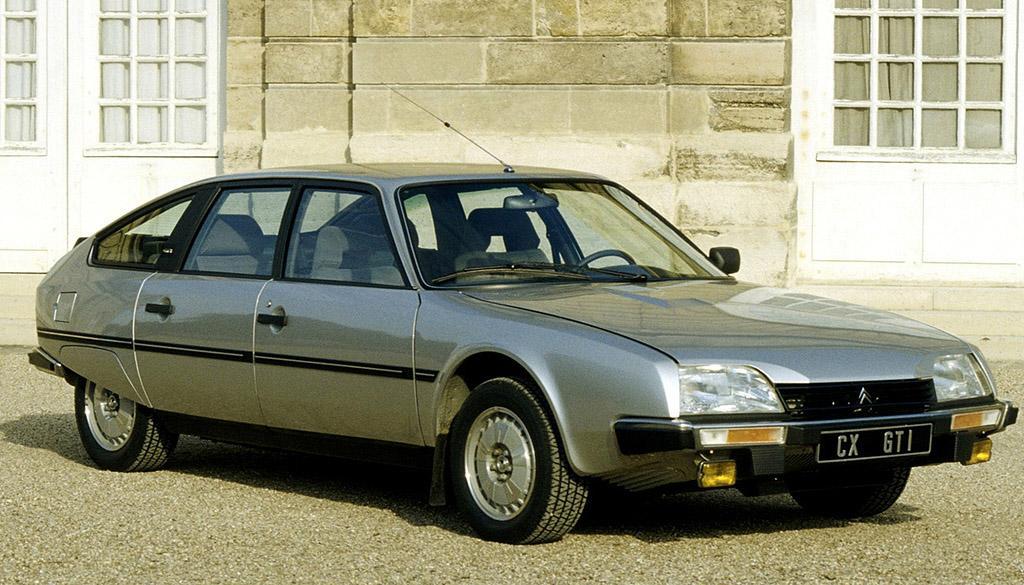 CX 25 GTi 1984