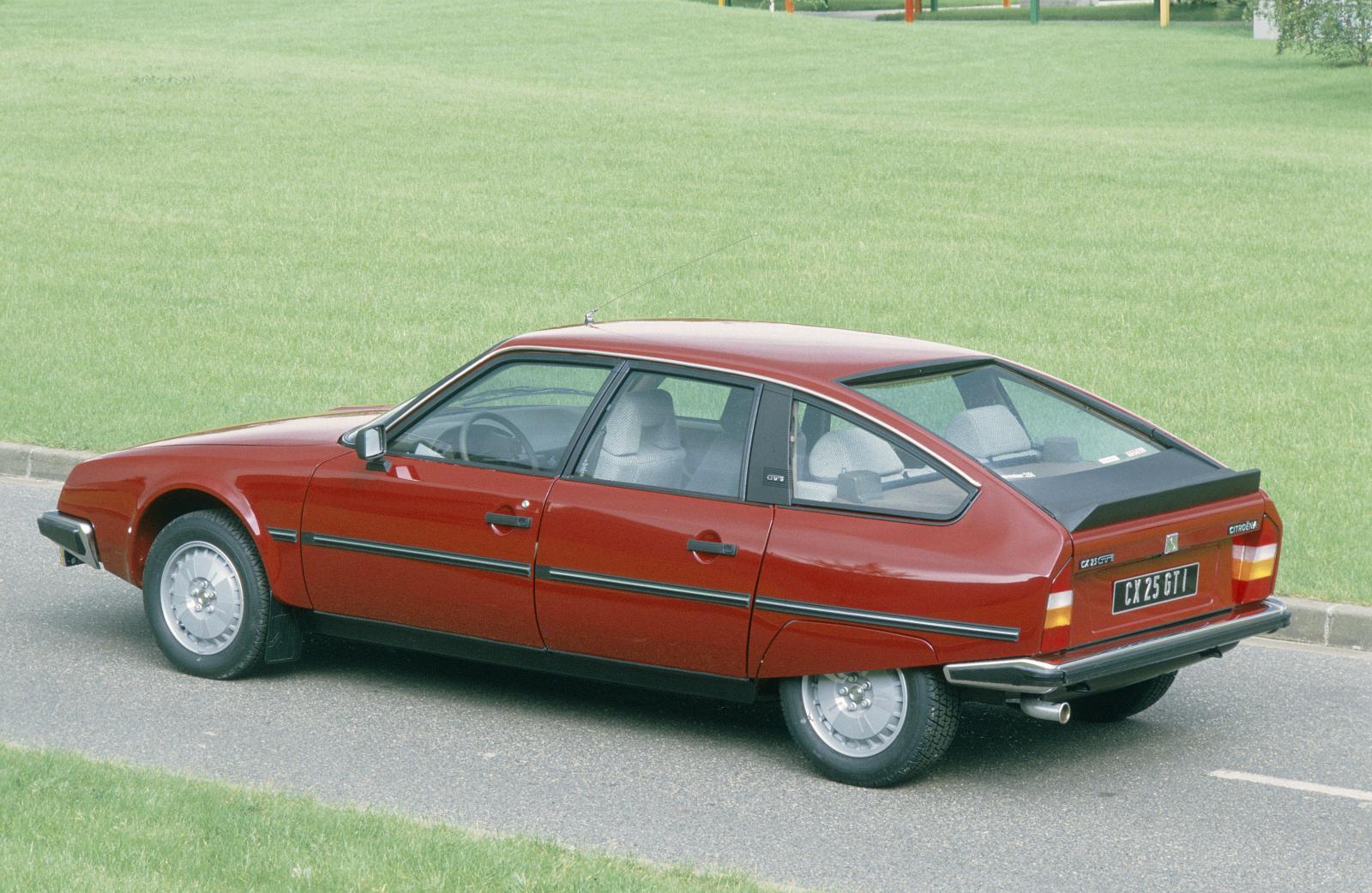 CX 25 GTi 1986