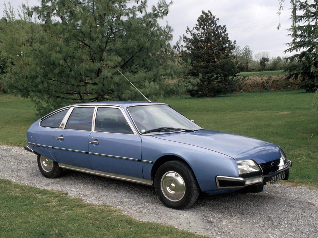 CX Pallas 2400 1978