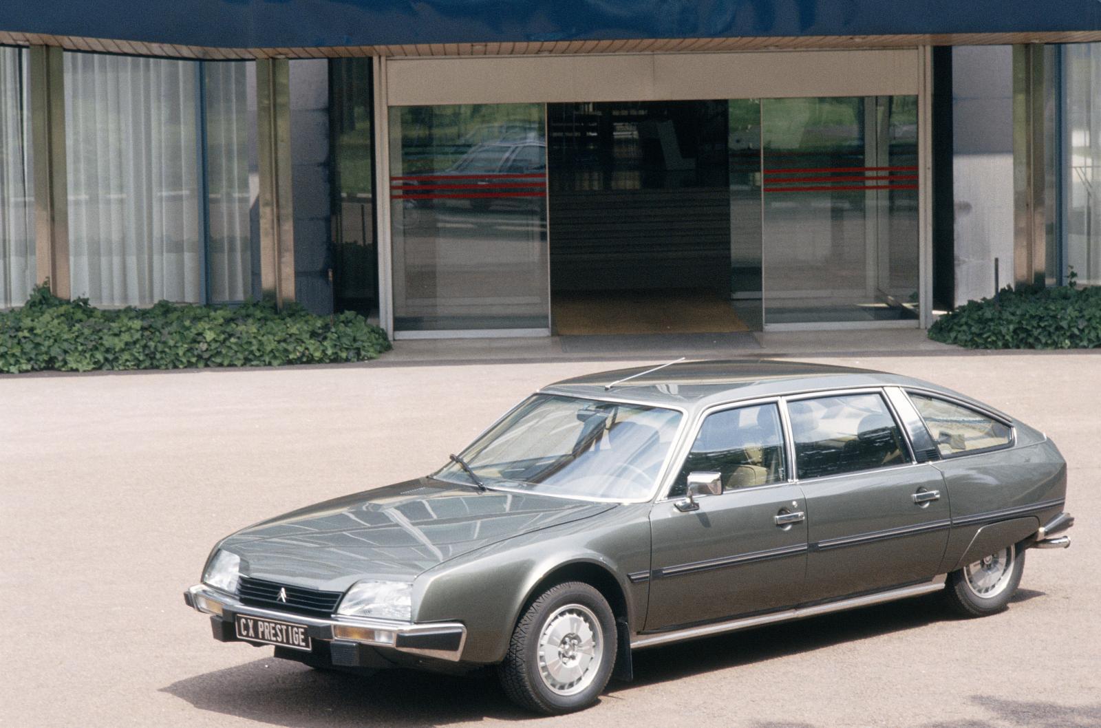 CX Prestige 1983