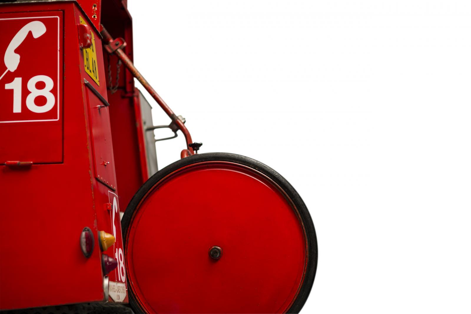 Пожарная машина Belphégor