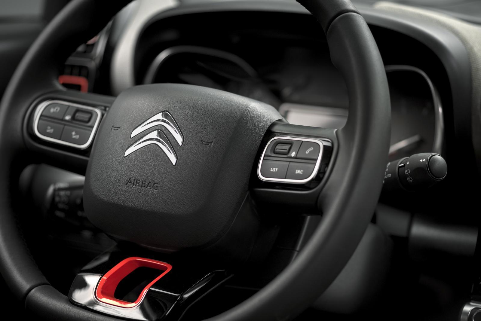 Compact SUV C3 Aircross Lenkrad