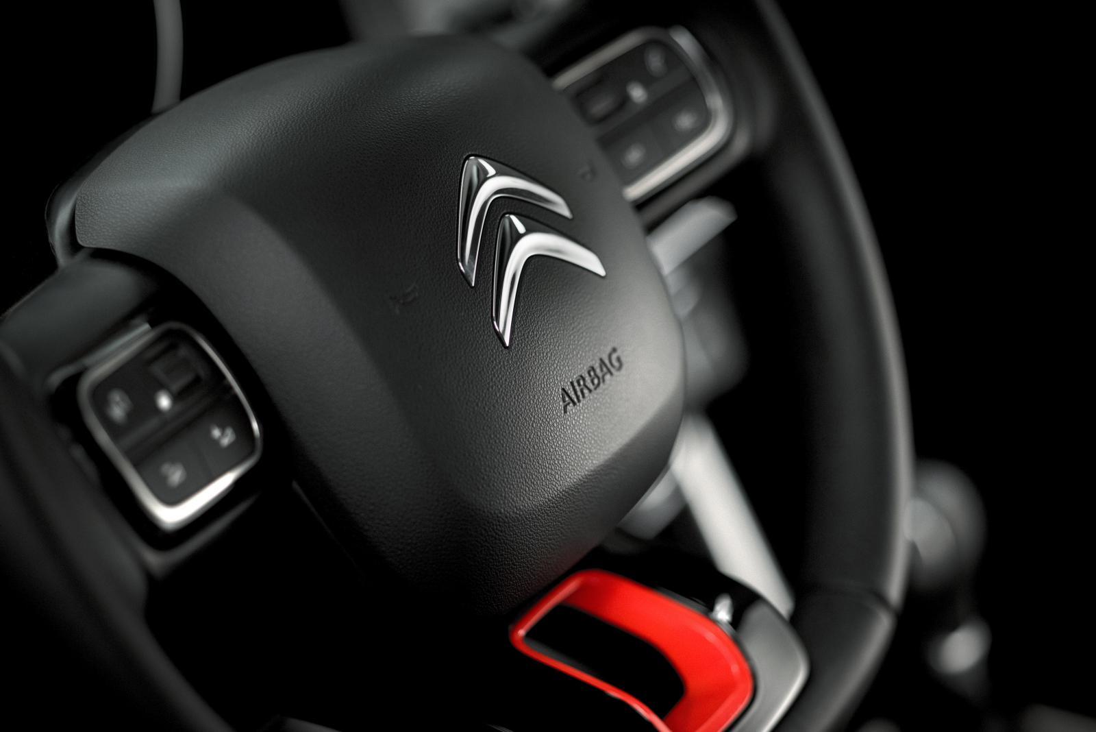 SUV Compact C3 Aircross – Kierownica