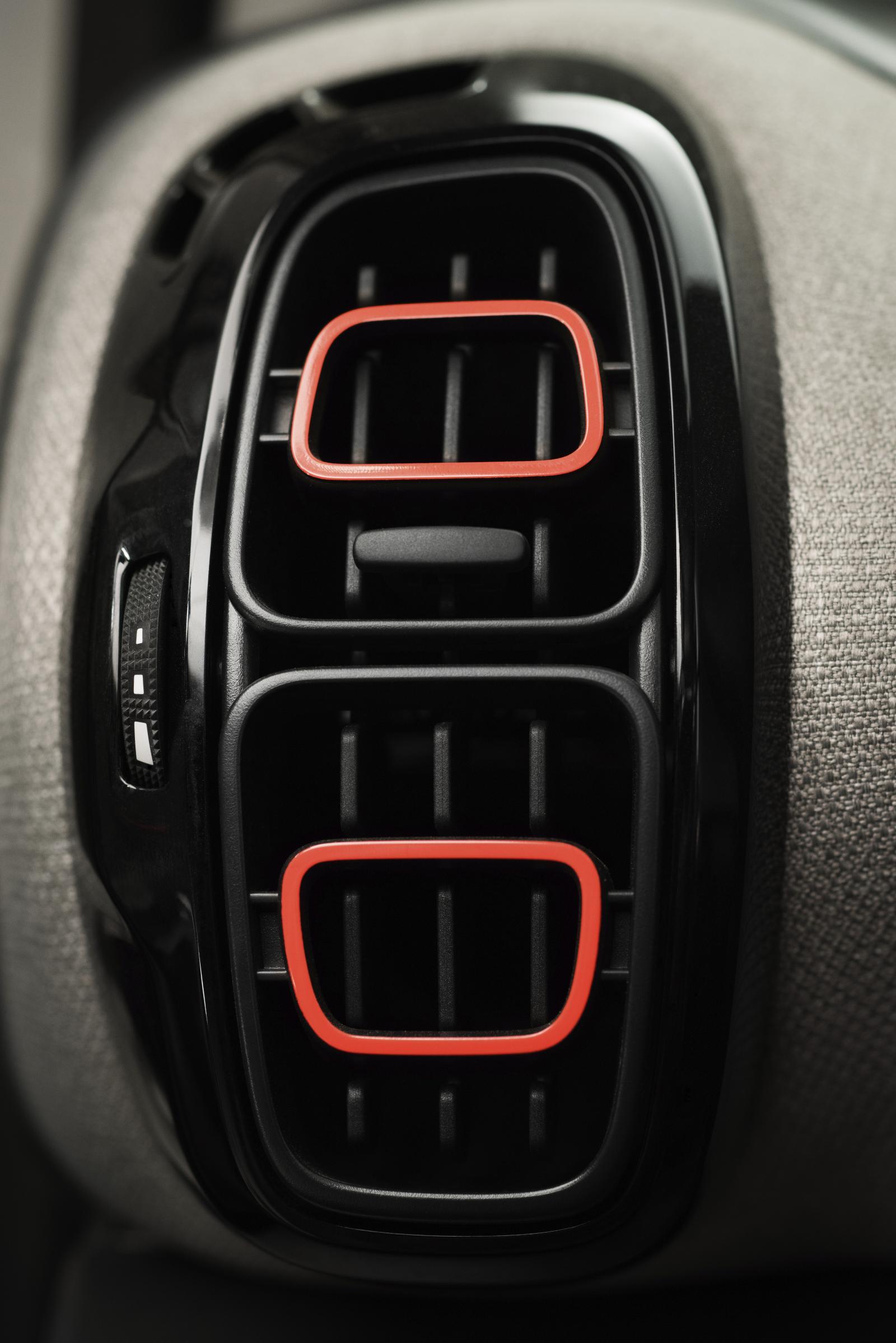 SUV Compact C3 Aircross – Wywietrzniki