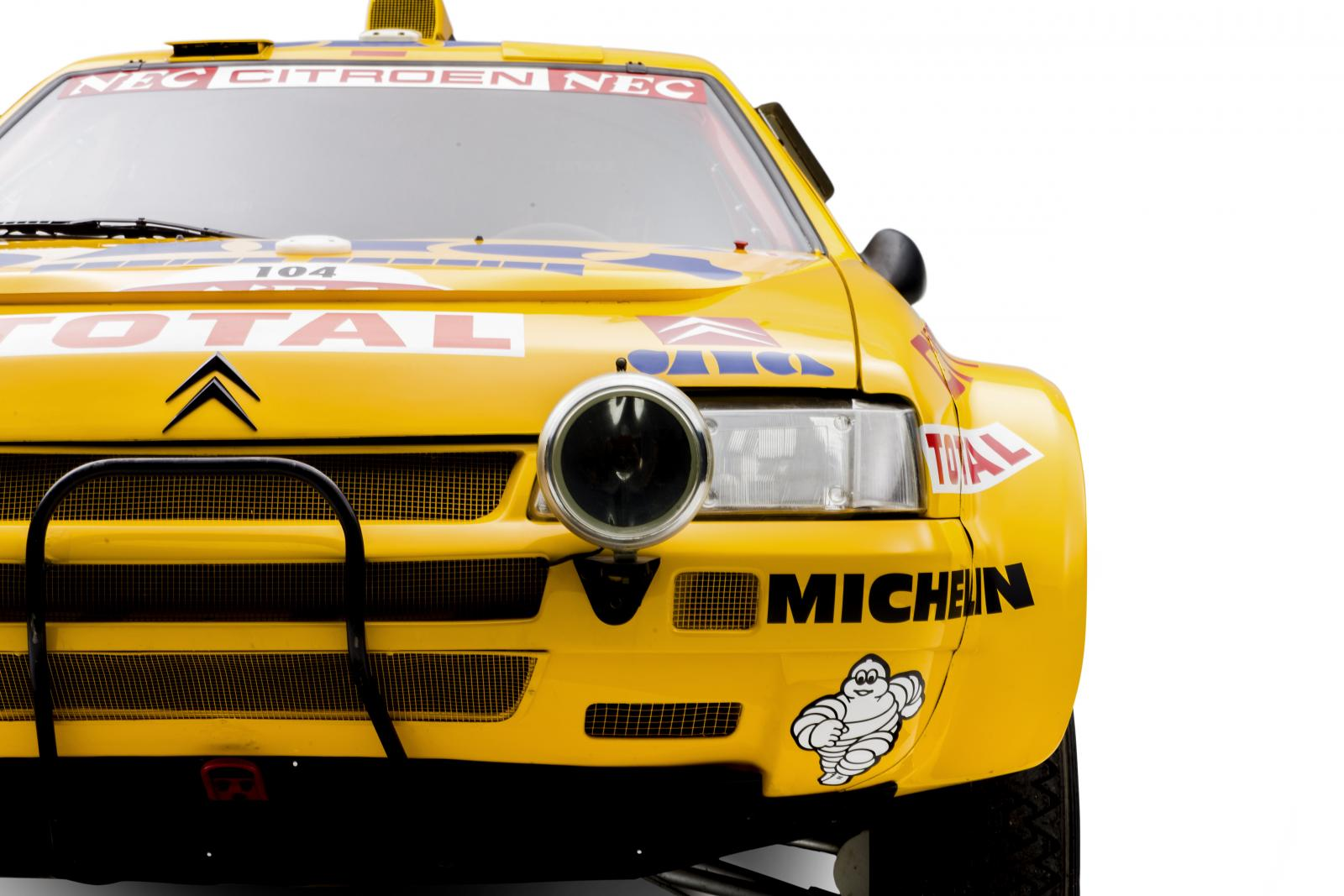 ZX Rallye Raid avant