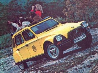 Dyane 6 Capra 1981