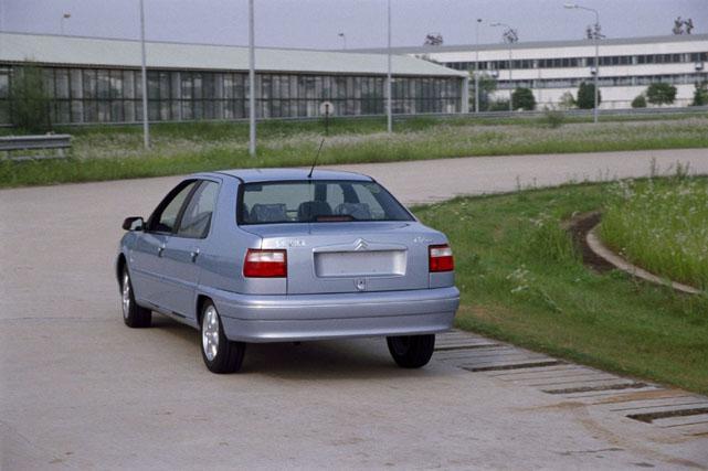 C-Elysée 2003 à l'usine