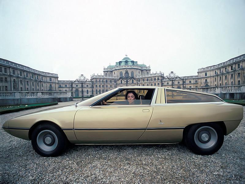 GS Camargue (Coupé par Bertone)