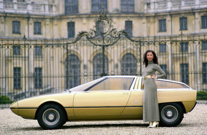 GS Camargue 1972 latéral