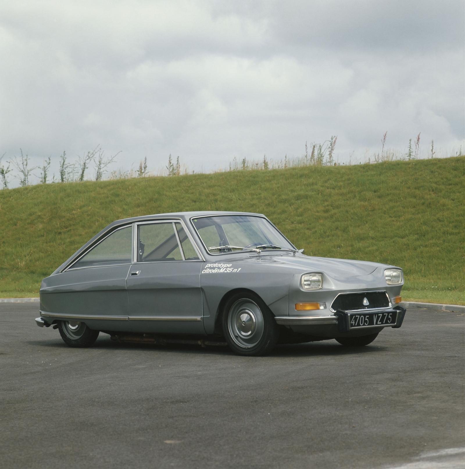 M35 Prototype 1970