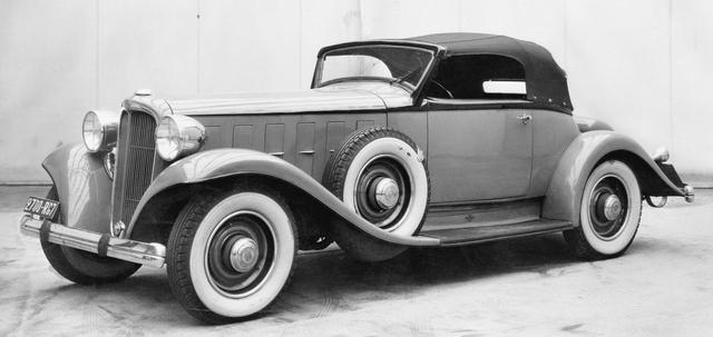 Rosalie 15 Roadster Daninos 1934