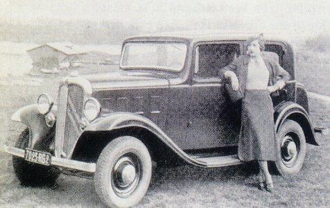 Rosalie 8 1932