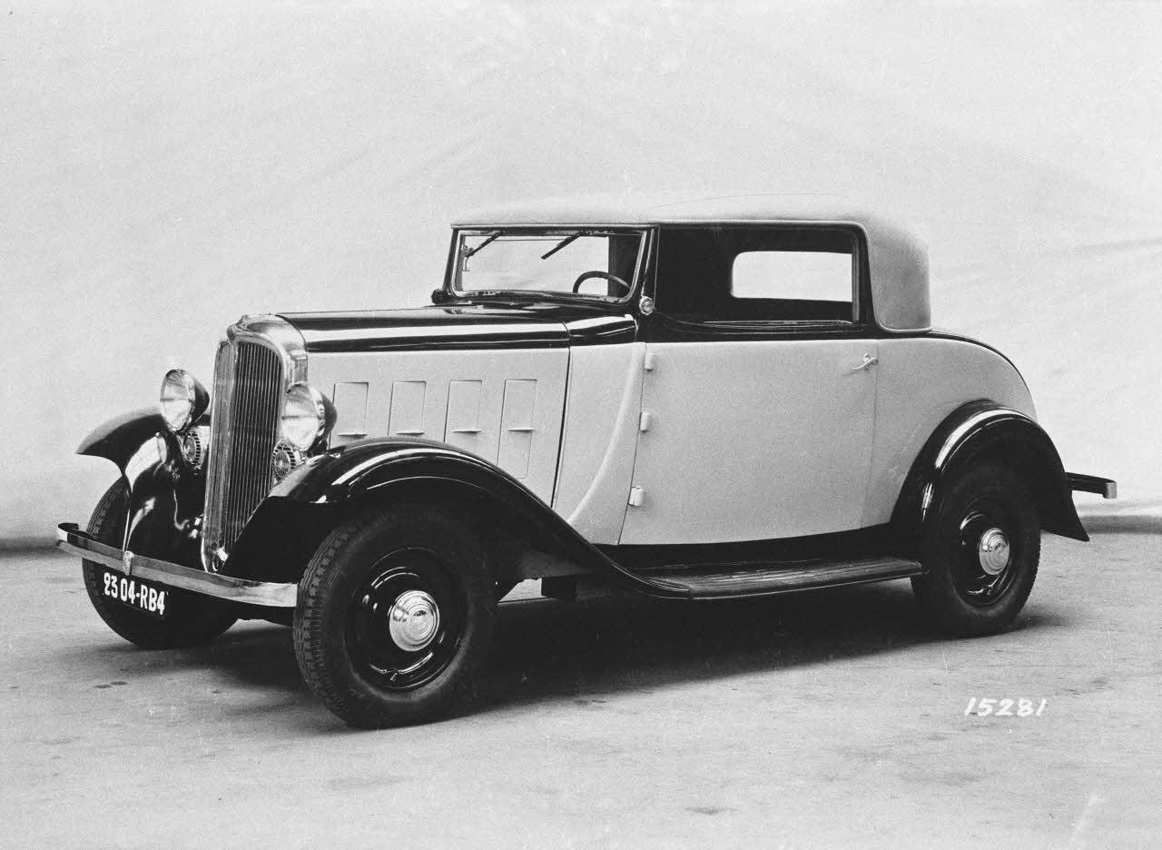 Rosalie 8 A Cabriolet