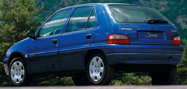 Saxo 5 Portes 2000 modèle remplacé par la C3