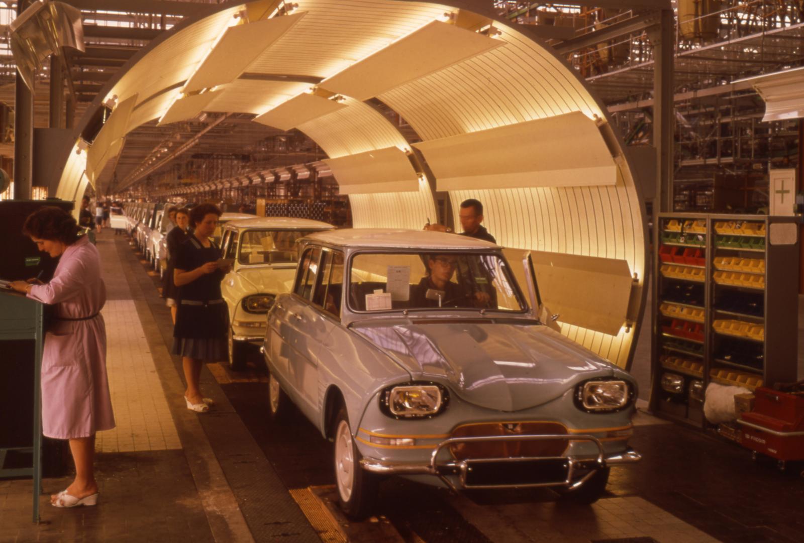 Tunnel de contrôle AMI 6 Rennes