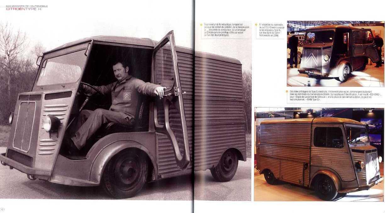 Type G ou mini H 1948 extrait d'une revue