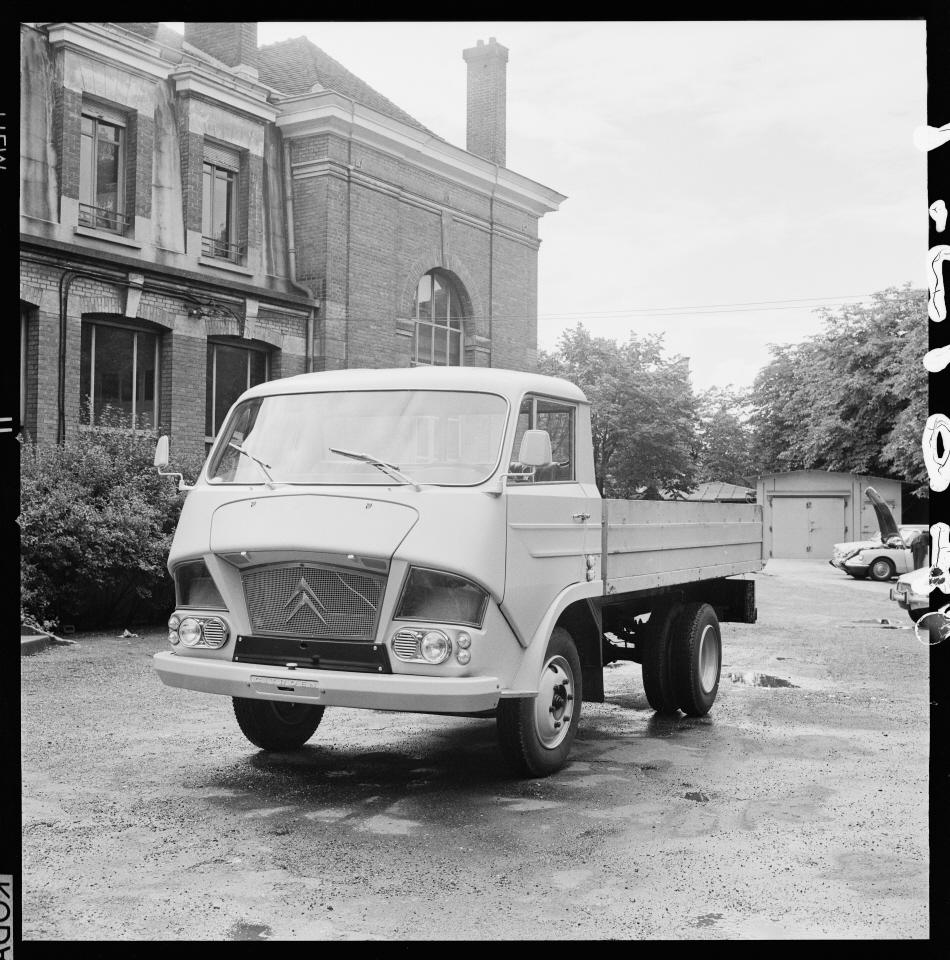 Citroën типа N