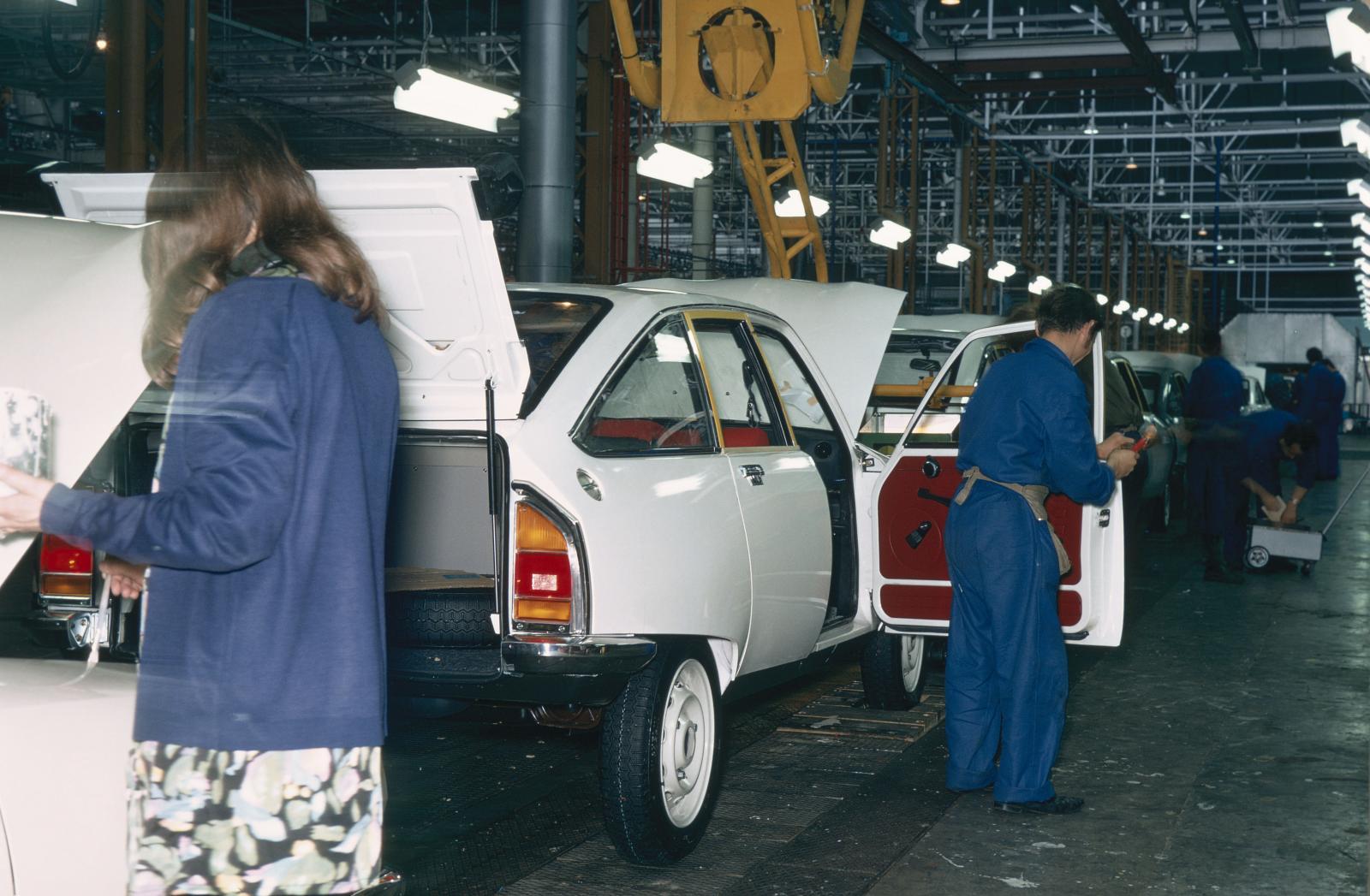GS1 usine de Rennes
