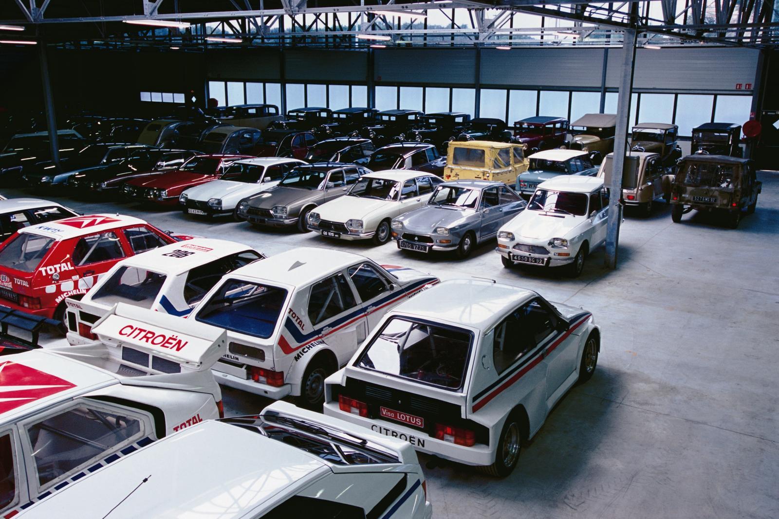 Visa Lotus 1982 au conservatoire