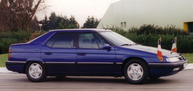 XM Limousine 1996 Prototype
