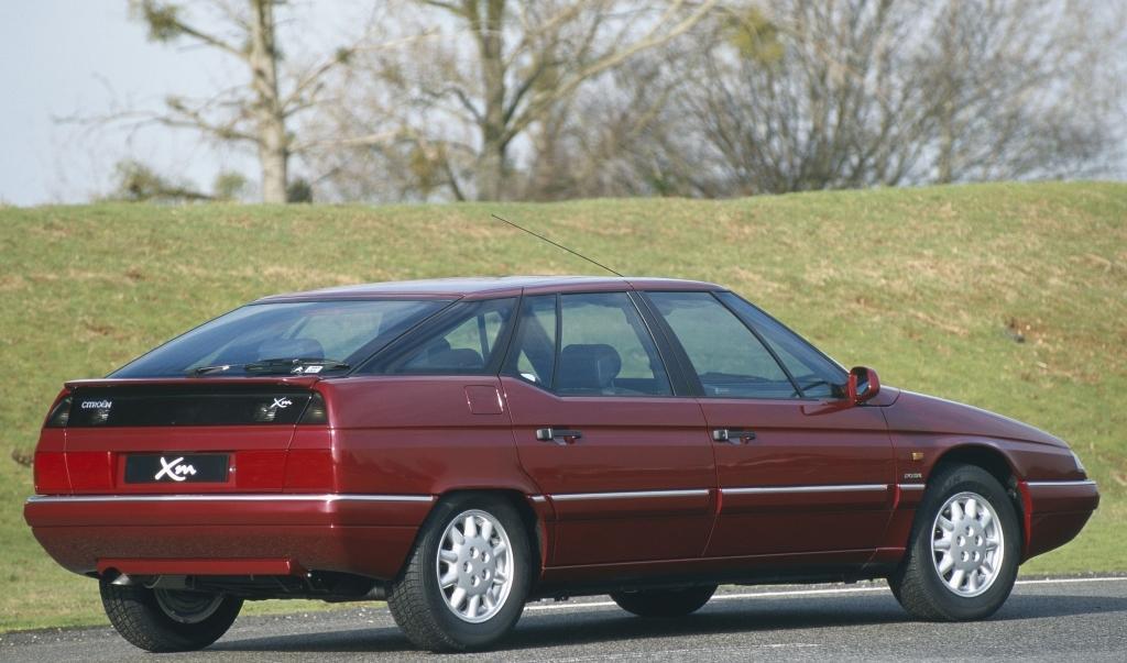 XM V6 exclusive 2000 remplacée par la C6