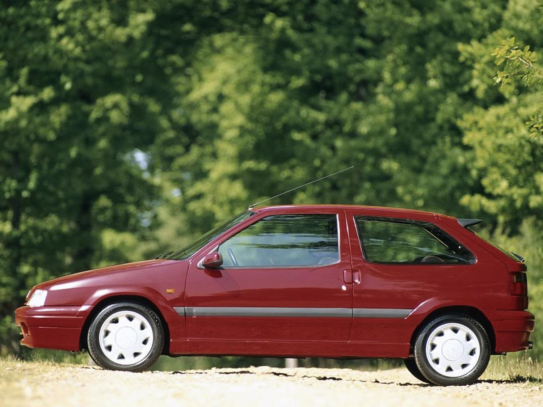 ZX Coupé 16V 155 ch 1993 latéral