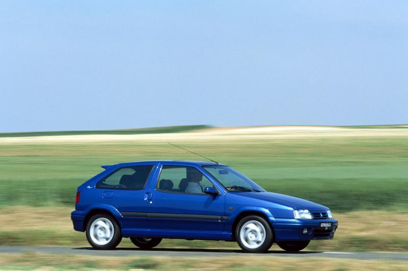 ZX Coupé 16V 167 ch 1996 3/4 avant