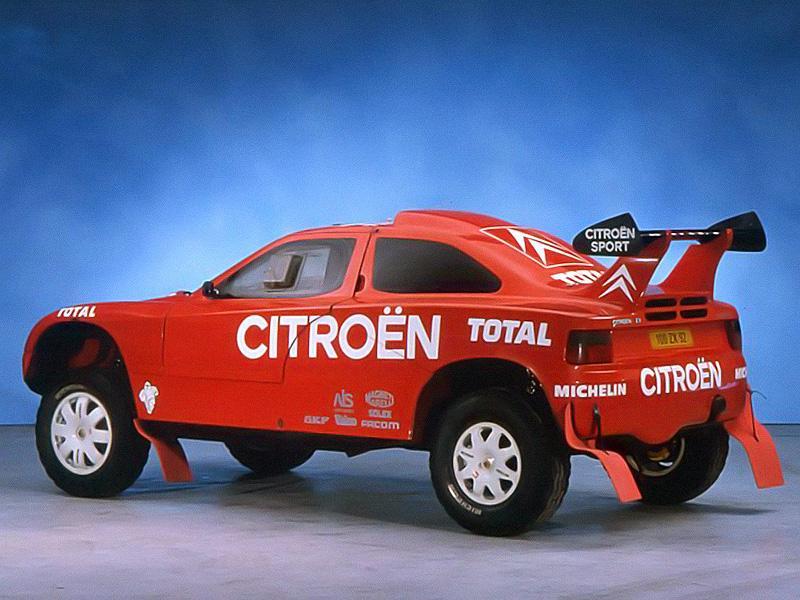 ZX Rallye Raid 1996