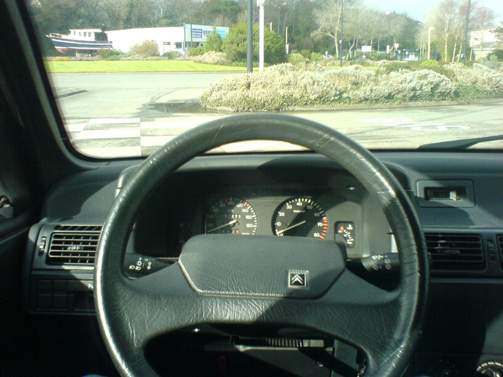 ZX volant